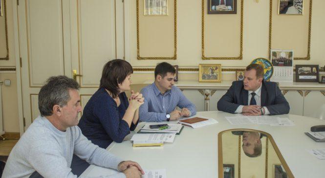 Глава муниципального образования провел заседание общественной комиссии по программе «Городская среда»