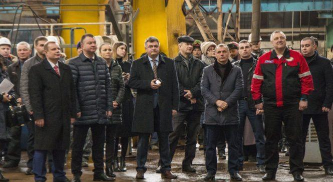 Заливчане встретились с Председателем Государственного совета РК