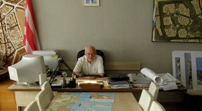 Керчь понесла невосполнимую утрату. Ушел из жизни архитектор Анатолий Александрович Сальников