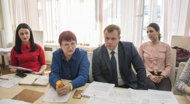 Глава муниципального образования принял участие в заседании градостроительного совета