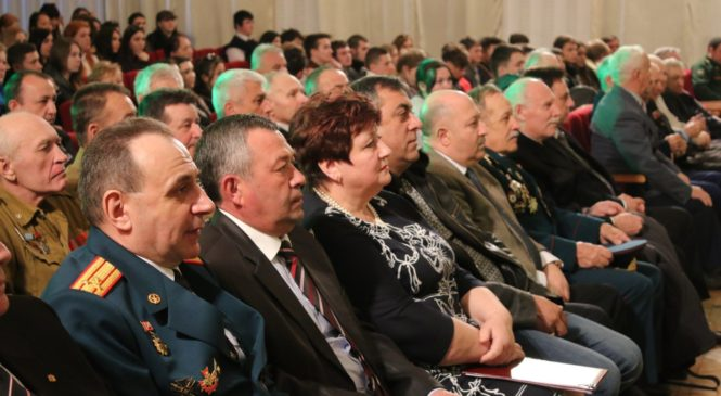 Военный комиссариат готовится отметить 100-й юбилей