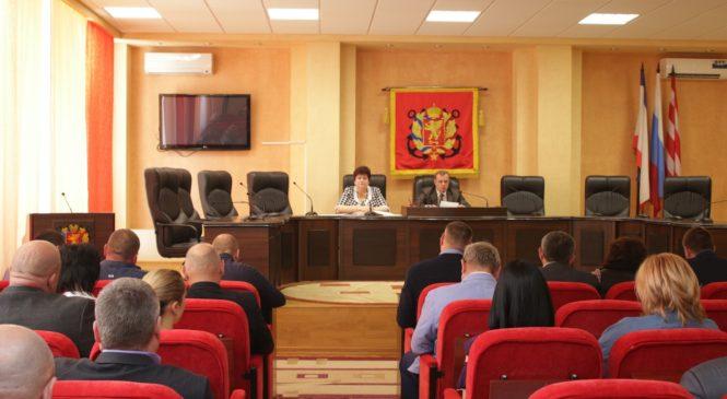 Состоялась 91 сессия Керченского городского совета