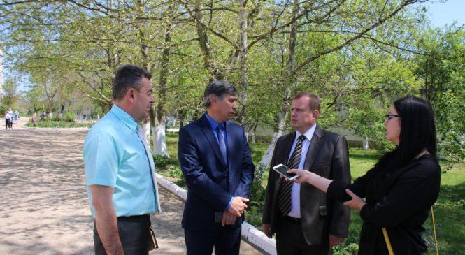 По обращениям граждан заменён водовод на территории школы №23