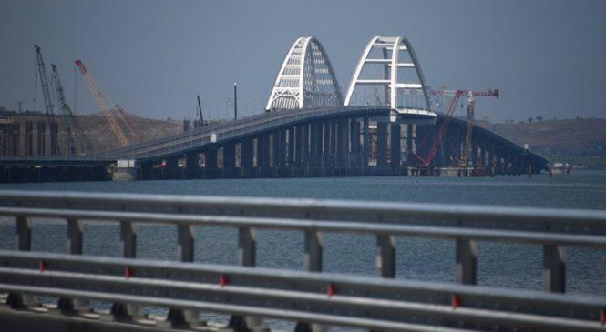 Рекорд Крымского моста