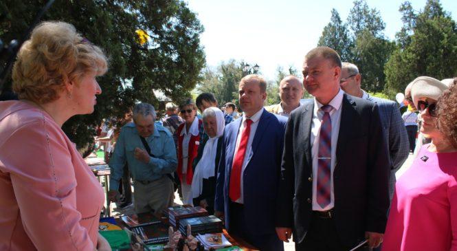 В Керчи продолжается празднование дня весны и труда