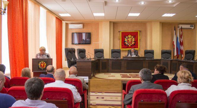 Состоялась 92 сессия городского совета