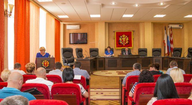 96 сессия Керченского городского совета состоится 27 июля