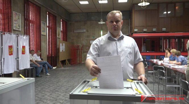 Керчане выбирают депутата по пятому мажоритарному округу