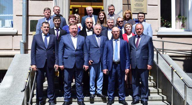 Керчь принимала участие в работе «круглого стола» городов-партнеров Симферополя