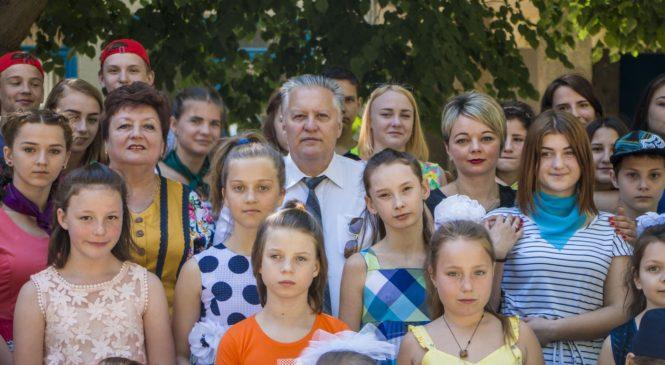Воспитанников социально-реабилитационного центра поздравили с Днем защиты детей