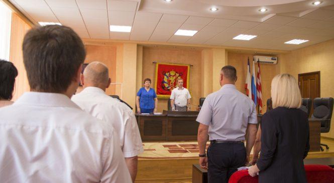 В Керчи прошла внеочередная 94 сессия городского совета
