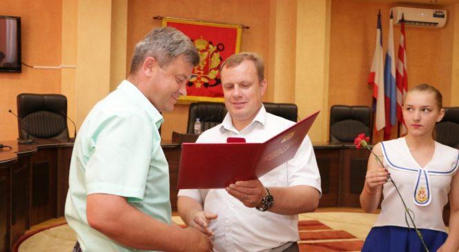 В Керчи поздравили с профессиональным праздником социальных работников