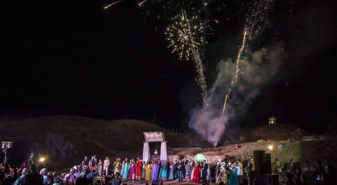 В Керчи завершились XX юбилейные «Боспорские Агоны»