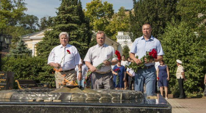 В Керчи вспоминают день начала Великой Отечественной войны