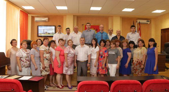 Керчь и Белоглинский район обменялись опытом в сфере проведения выборов