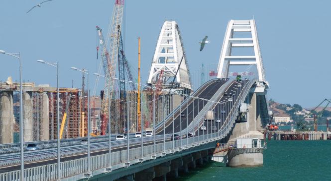 По Крымскому мосту проехали более 500 тысяч автомобилей с момента открытия движения