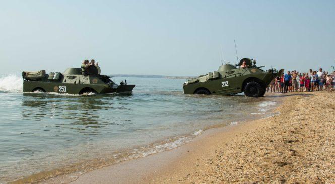 Военно-историческая операция Керченский Десант «Дорога Мужества»