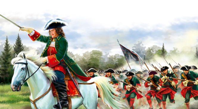 10 июля – день воинской славы России. День Победы русской армии под командованием Петра Первого над шведами в Полтавском сражении