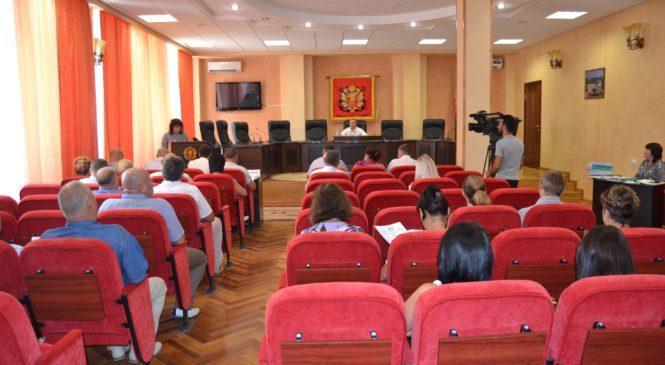 98 сессия Керченского городского совета состоится 24 августа в 10 утра