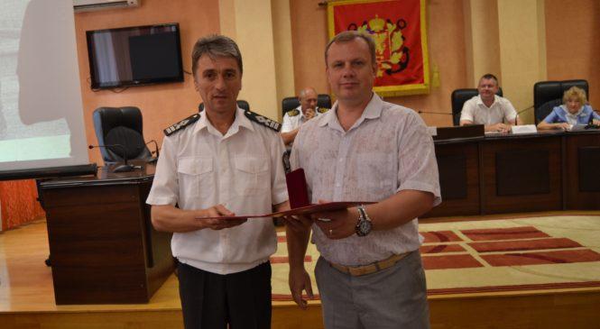 Глава муниципального образования г. Керчи поздравил ветеранов рыболовецкой отрасли с Днем рыбака