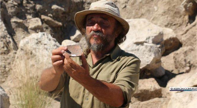 Стартовала научная экспедиция Института археологии Крыма