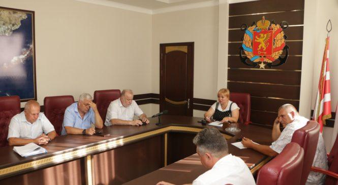Общественный совет провел очередное заседание