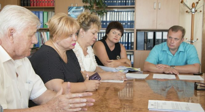 В городском совете заседала комиссия по награждениям