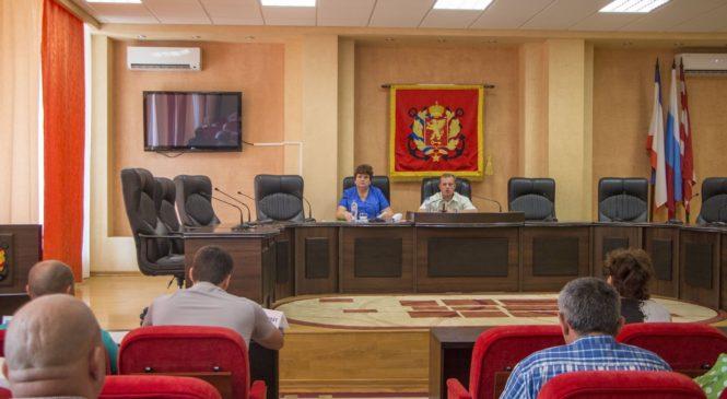 Состоялась 98 сессия городского совета