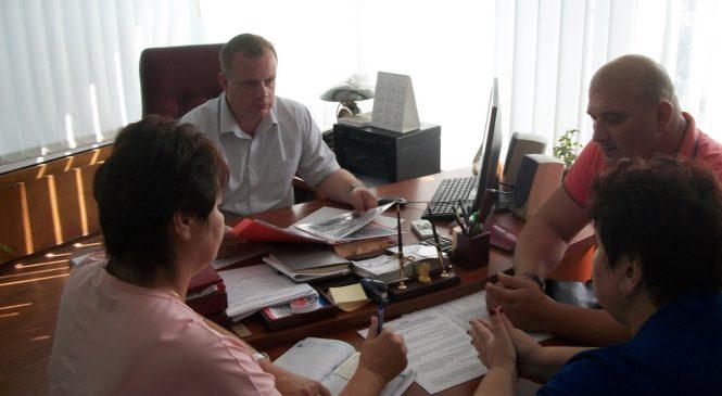 В городском совете обсудили реализацию программы «Старшее поколение»