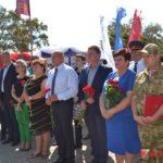 В Керчи прошла патриотическая акция «Открытие Аллеи Памяти в городе-герое Керчи»