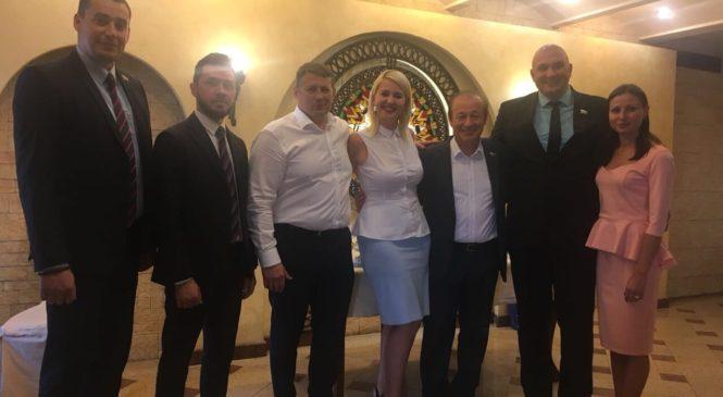 Керченские депутаты поздравили город-побратим Тулу с Днем рождения