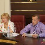 Состоялось очередное заседание Общественного совета
