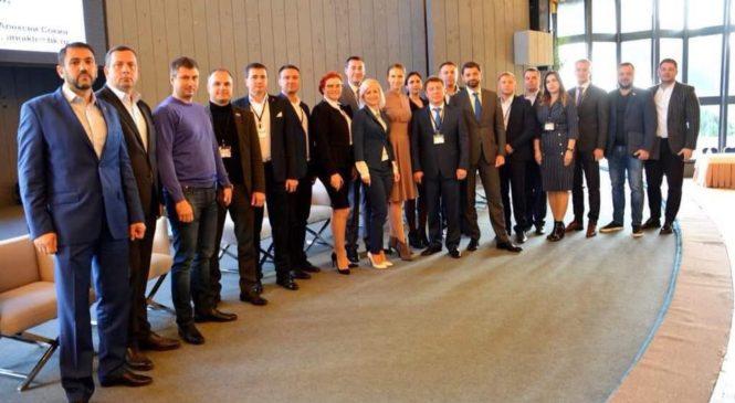 Керчане приняли участие в урбанистическом форуме в Ялте