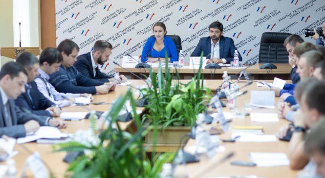 Депутат горсовета выступил на Совете молодых депутатов Крыма
