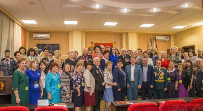Керчь встречала делегацию из Краснодарского края
