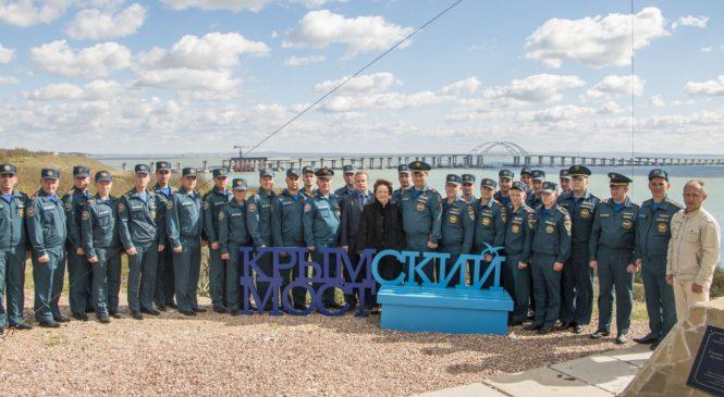 Саперы центра «Лидер» МЧС России закончили работы по разминированию на Крепости «Керчь»