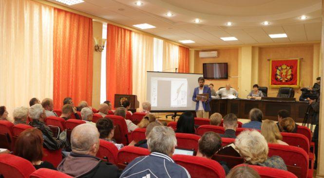 Проект набережной не был одобрен на публичных слушаниях в городском совете