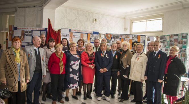 100-летний юбилей со дня образования комсомола
