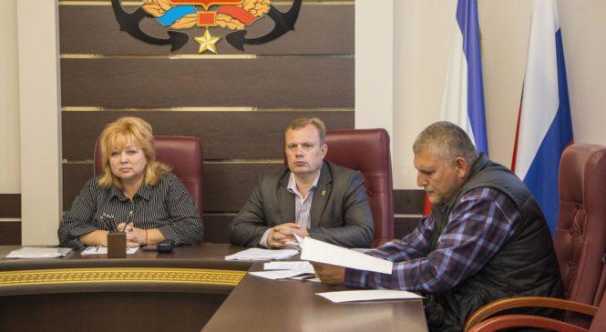 Общественный совет обсудил вопрос переселения из аварийного жилья