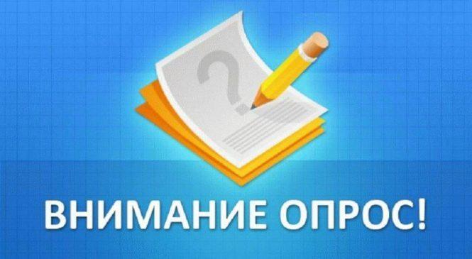 Опрос об эффективности деятельности органов власти по итогам 2018 года