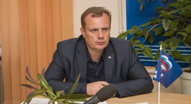 Николай Гусаков провел прием граждан