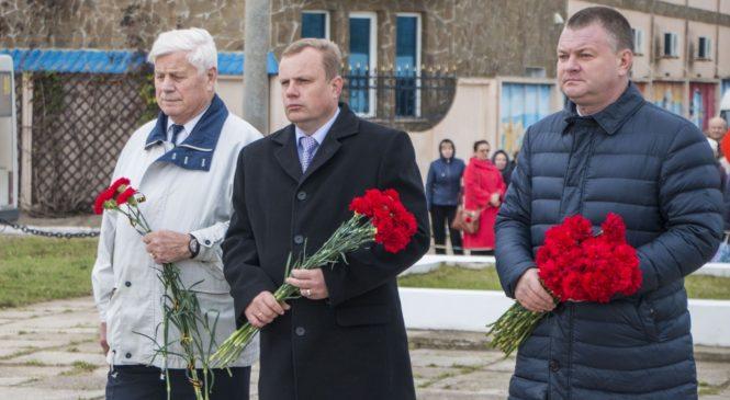 В Керчи отметили 75 годовщину Керченско-Эльтигенской десантной операции