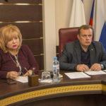 На заседании общественного совета обсудили ситуацию в отношении охраны правопорядка