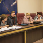 В городском совете прошло совещание по проекту бюджета на 2019-2021 гг.
