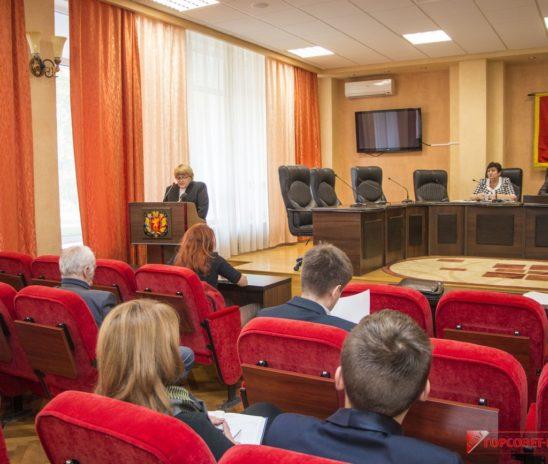 В Керчи состоялись публичные слушания по бюджету