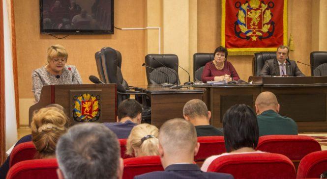 На 102 сессии горсовета принят в первом чтении бюджет Керчи