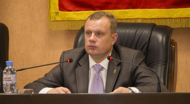 На 103 сессии городского совета принята схема НТО и согласованы заместители главы администрации