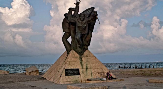 5 января — 77-я годовщина Евпаторийского десанта