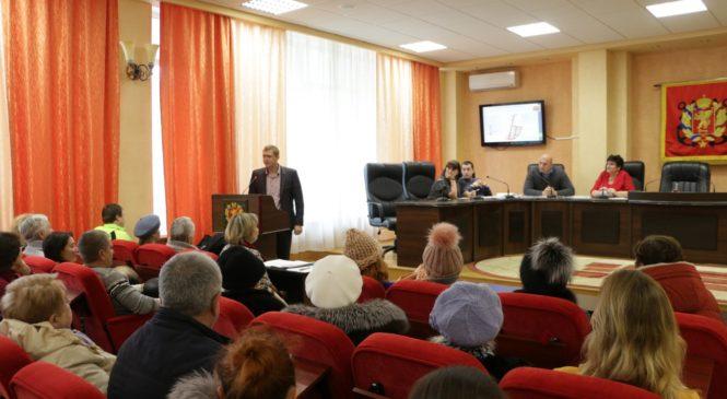 На публичных слушаниях в городском совете не поддержали проект межевания территории у набережной города
