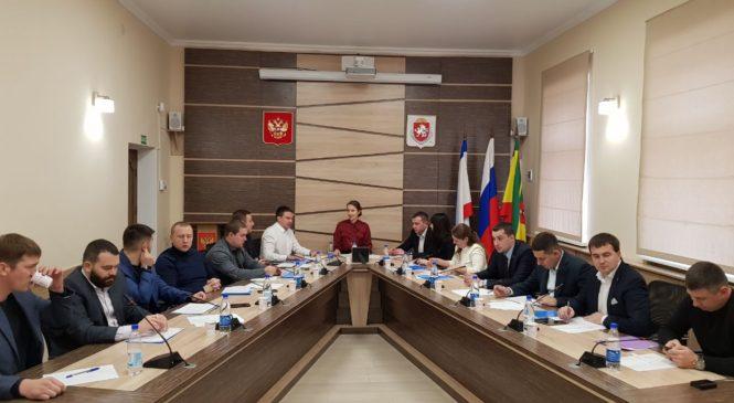 В Евпатории прошло совещание Совета молодых депутатов Госсовета Крыма